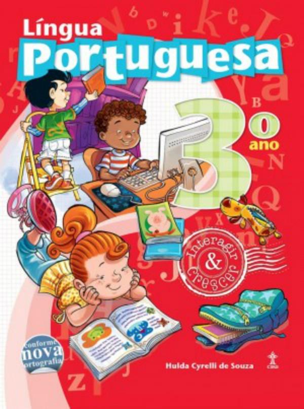 Português Interagir e Crescer - 3º Ano