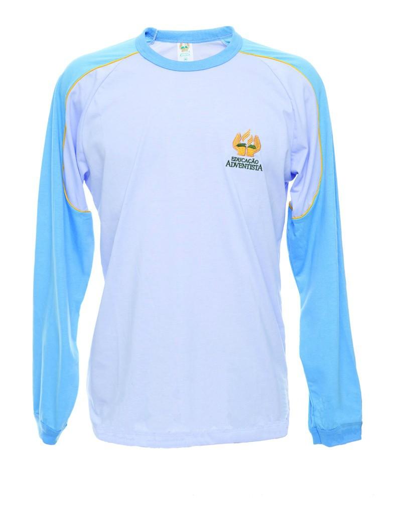 Camiseta Manga Longa - GI ( 14-36 )