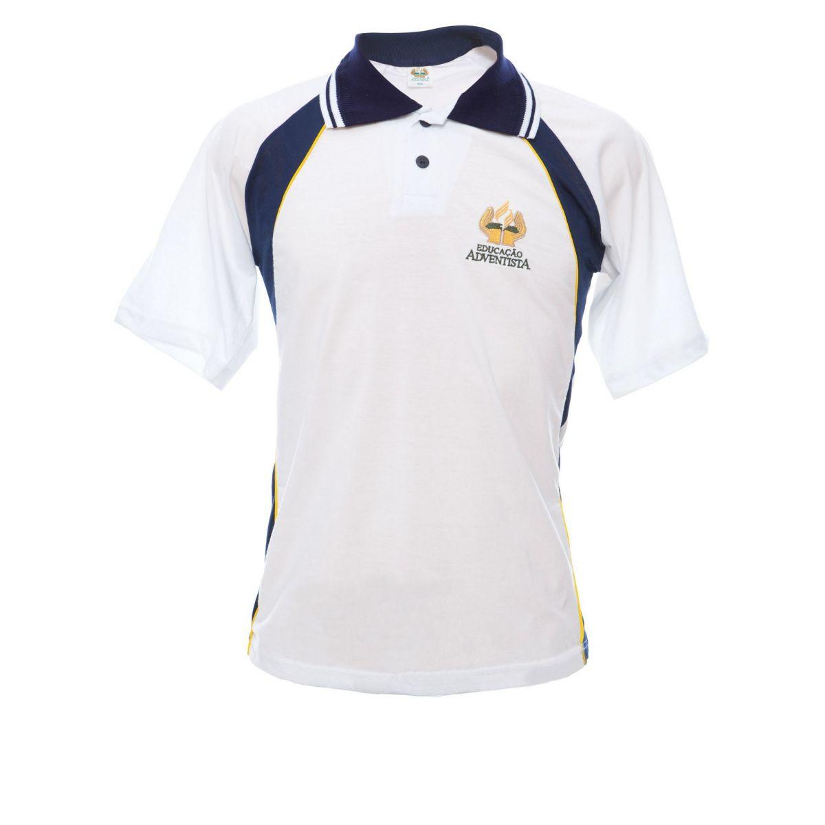 Camiseta Polo - Ens. Médio - GA ( 50-52 )