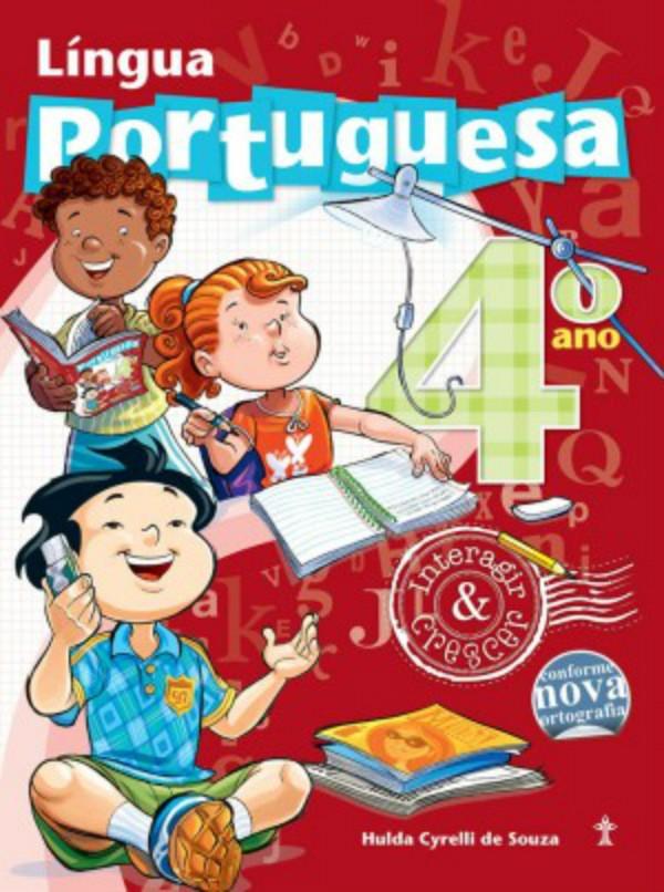 Português Interagir e Crescer - 4º Ano