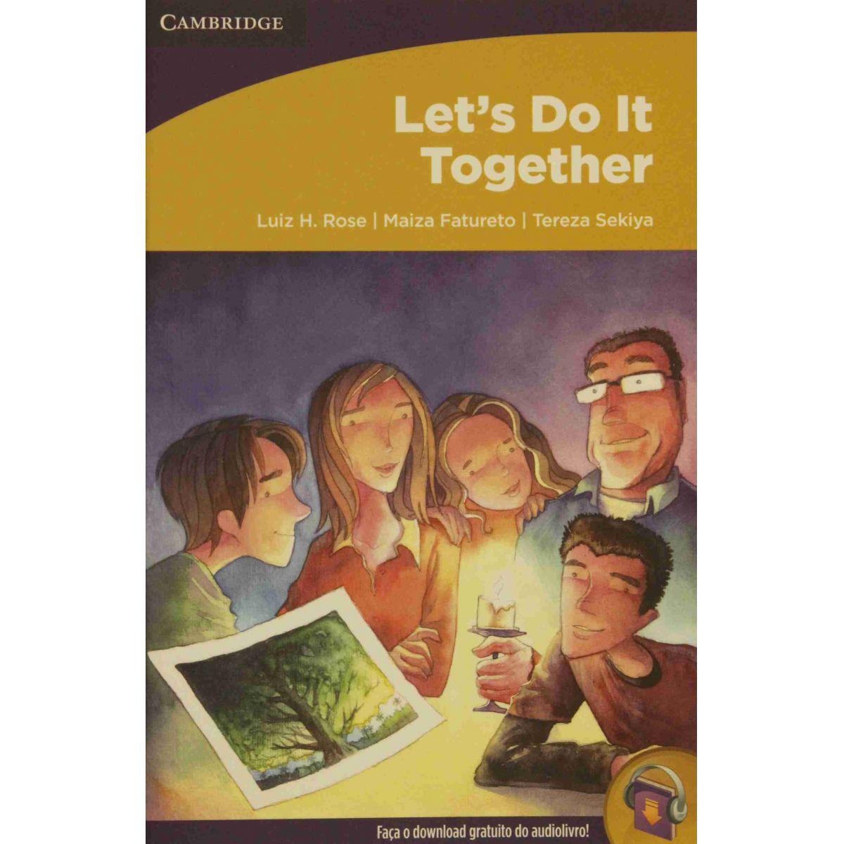 Inglês: Let`s Do It Together