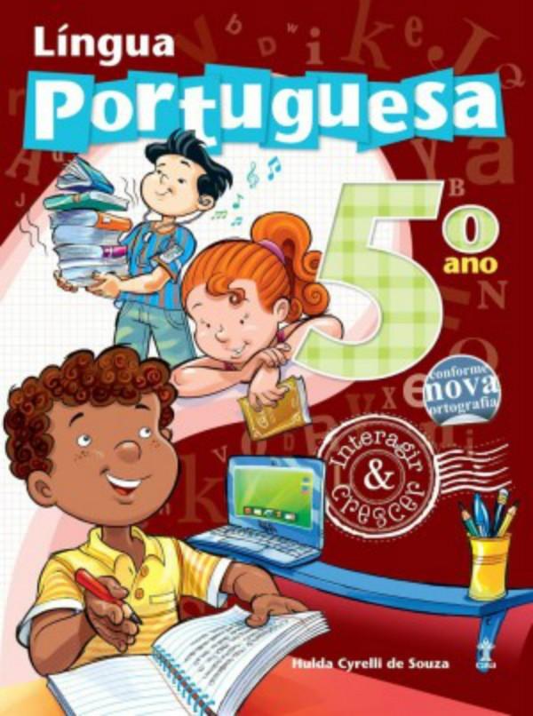 Português 5° Ano - Interagir e Crescer