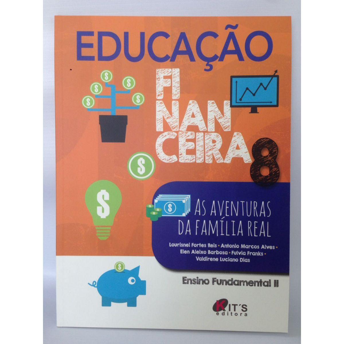 Educação Financeira - 8º ANO  (Ap)