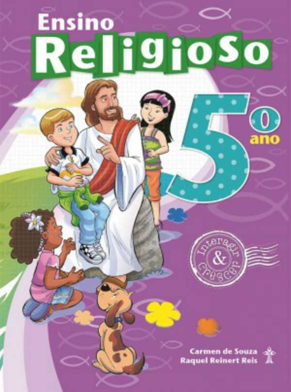 Ensino Religioso Interagir e Crescer - 5º Ano