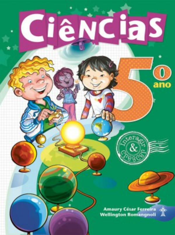 Ciências Interagir e Crescer - 5º Ano