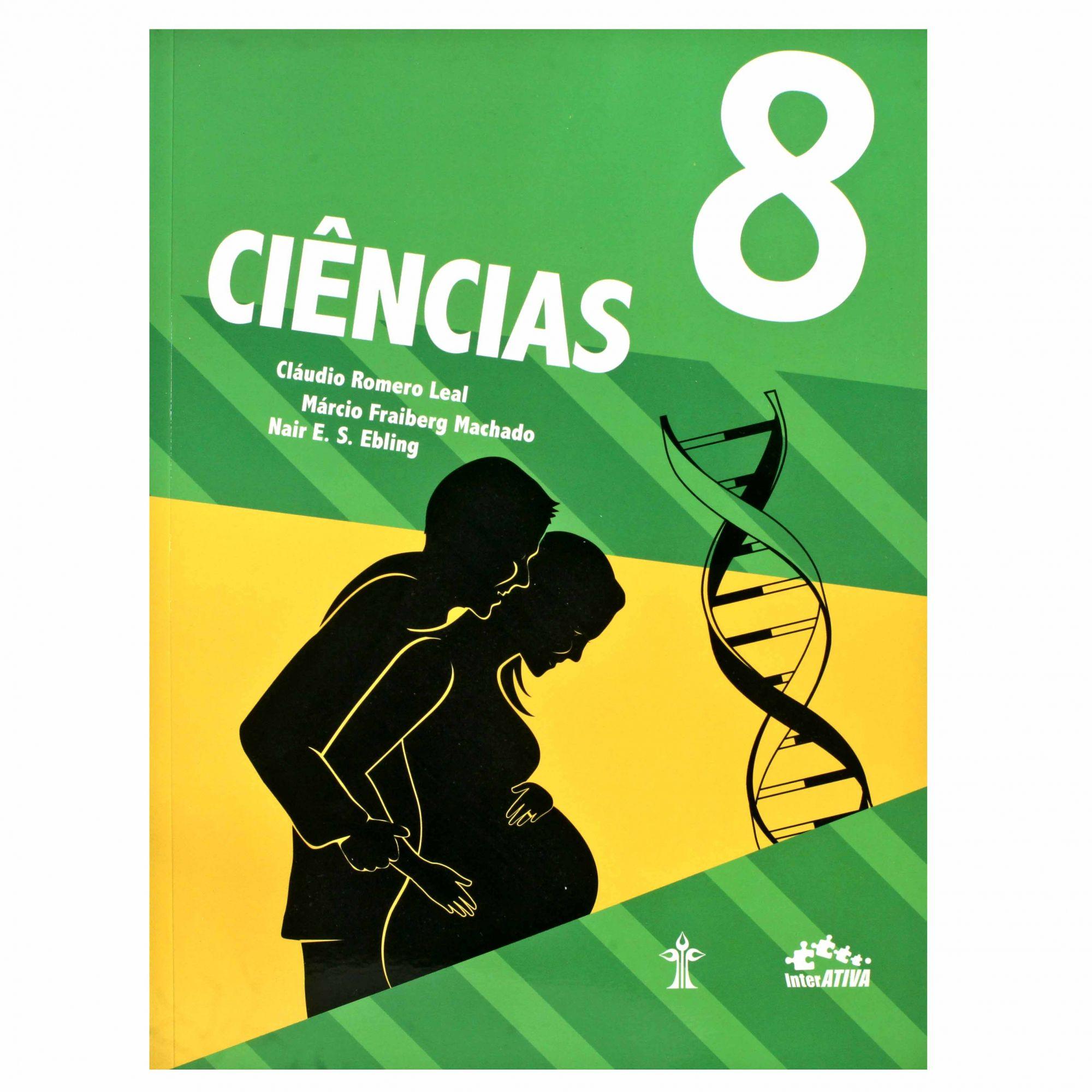Ciências 8° Ano - Inter@tiva