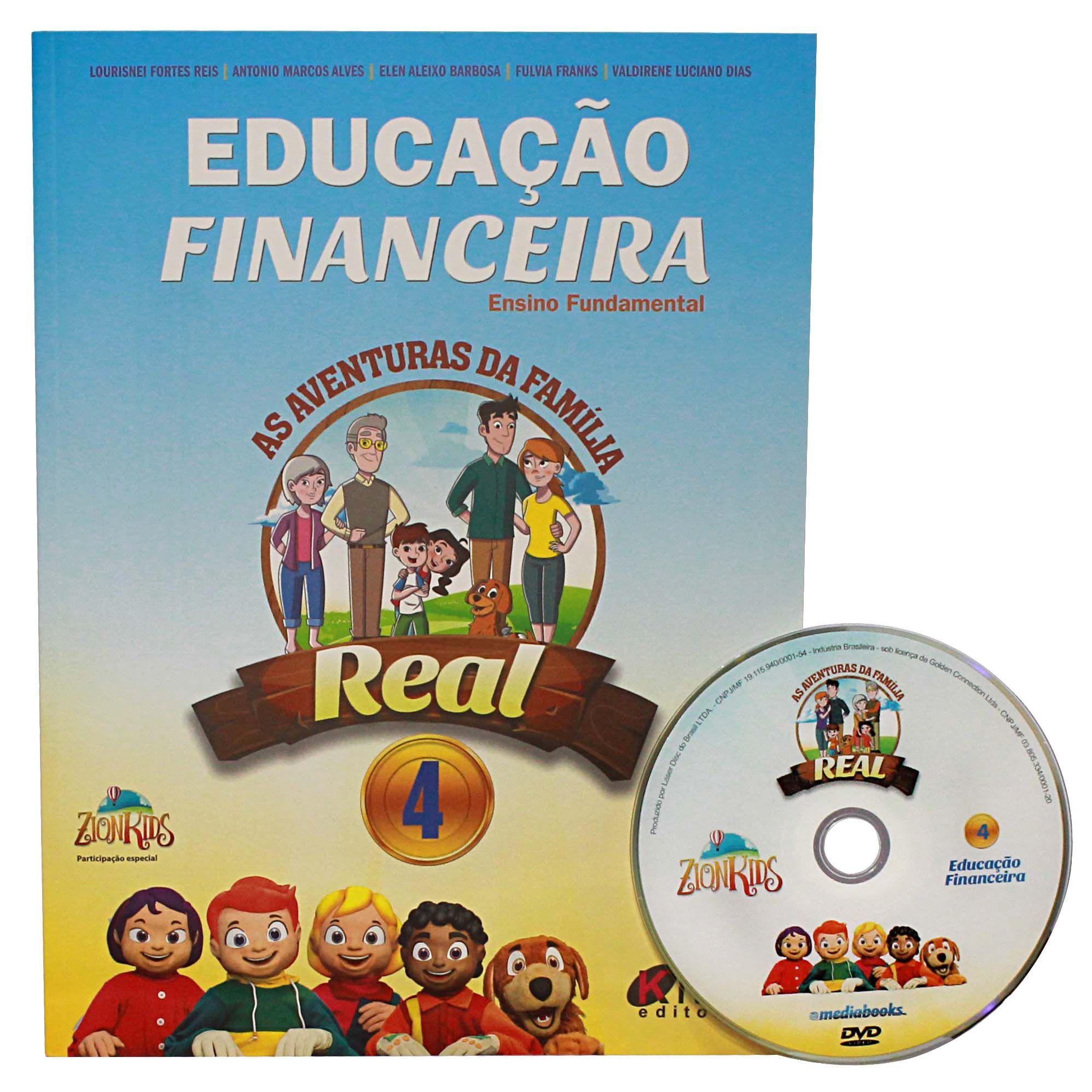 Educação Financeira - Volume 4 | 4º Ano