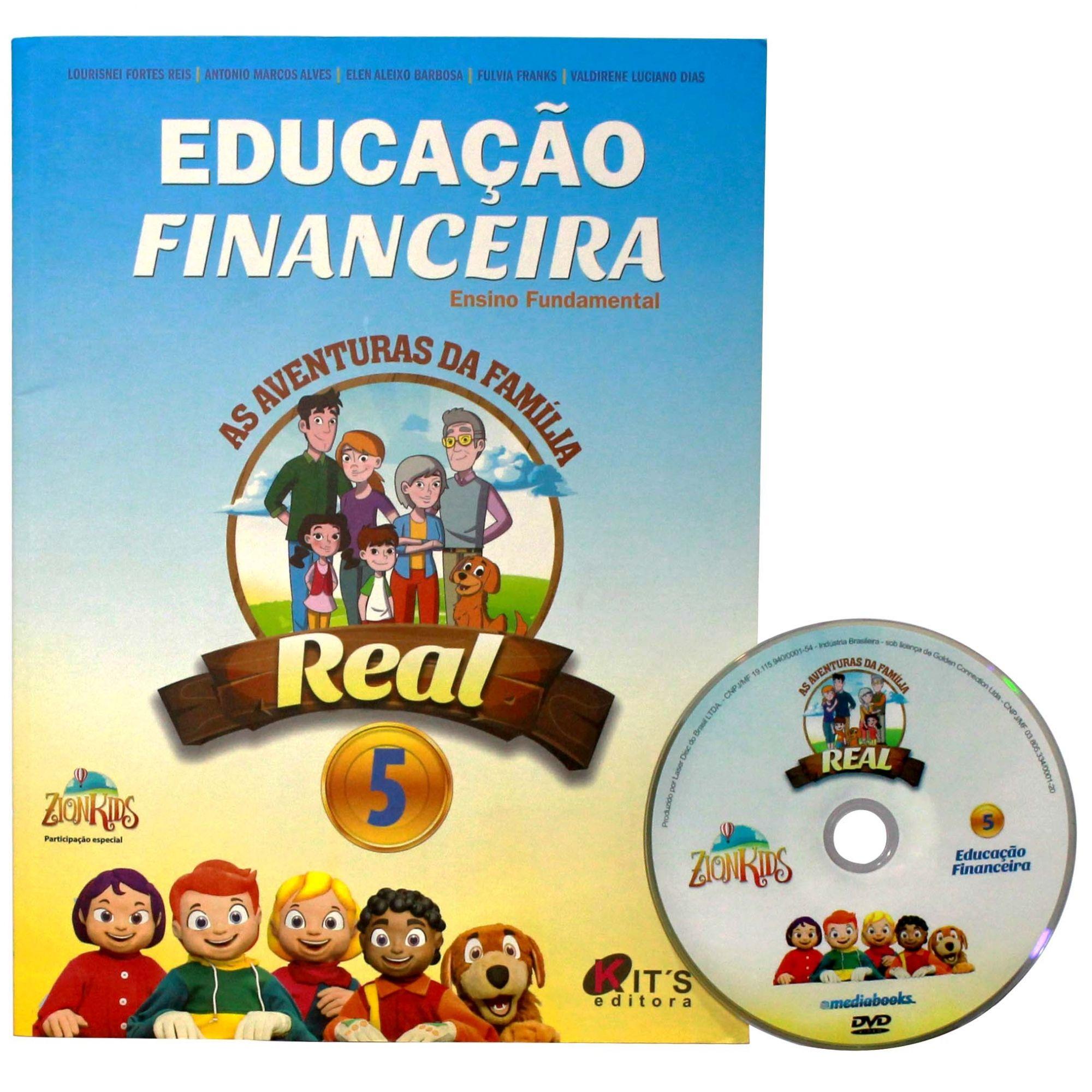 Educação Financeira - Volume 5 | 5º Ano