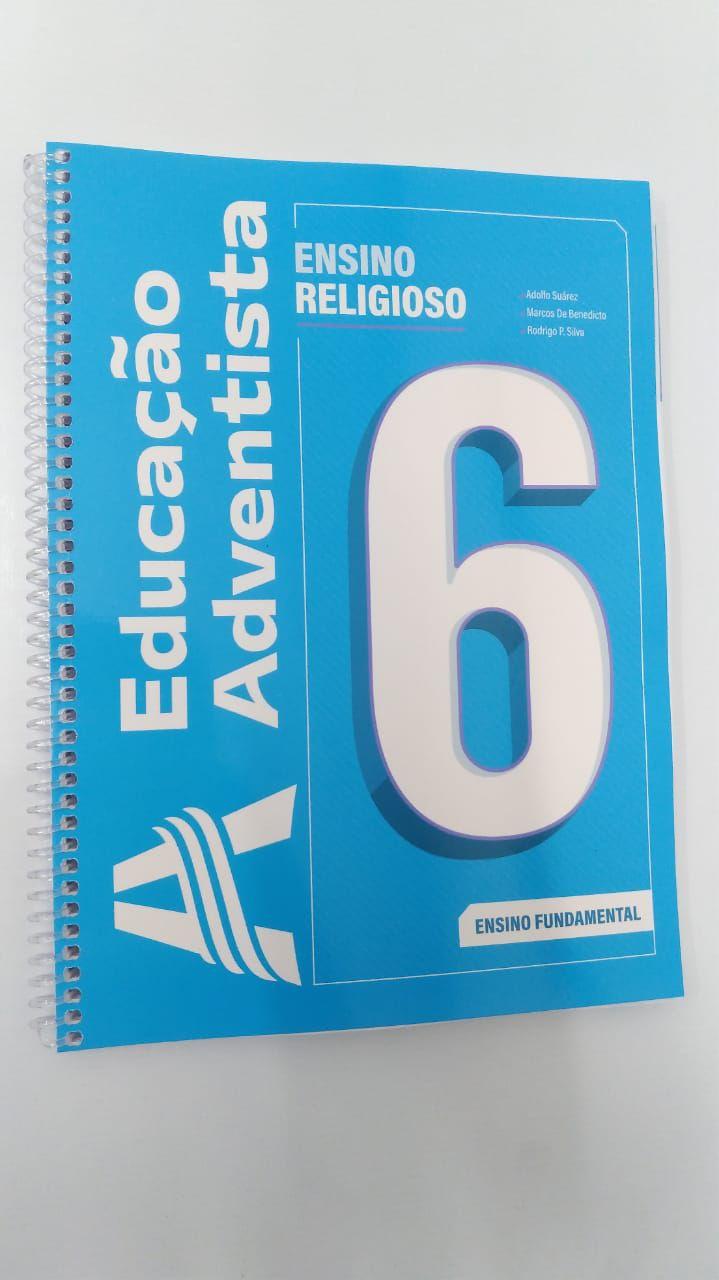Ensino Religioso 6ª ano -  Inter@tiva