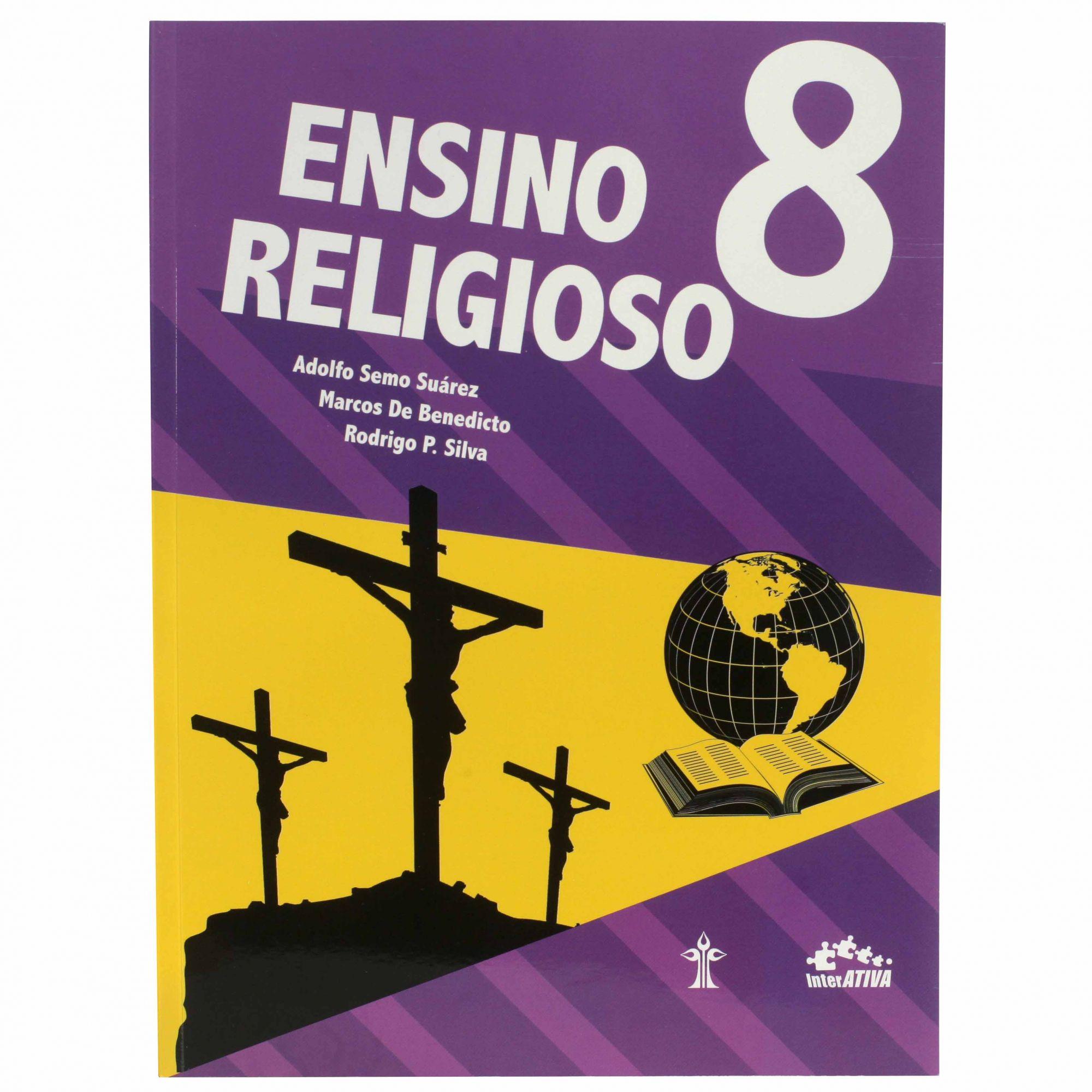Ensino Religioso 8° Ano - Inter@tiva
