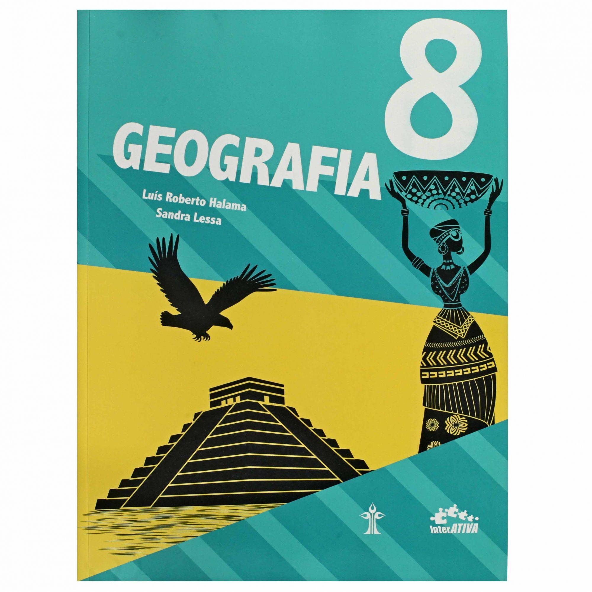 Geografia 8° Ano - inter@tiva