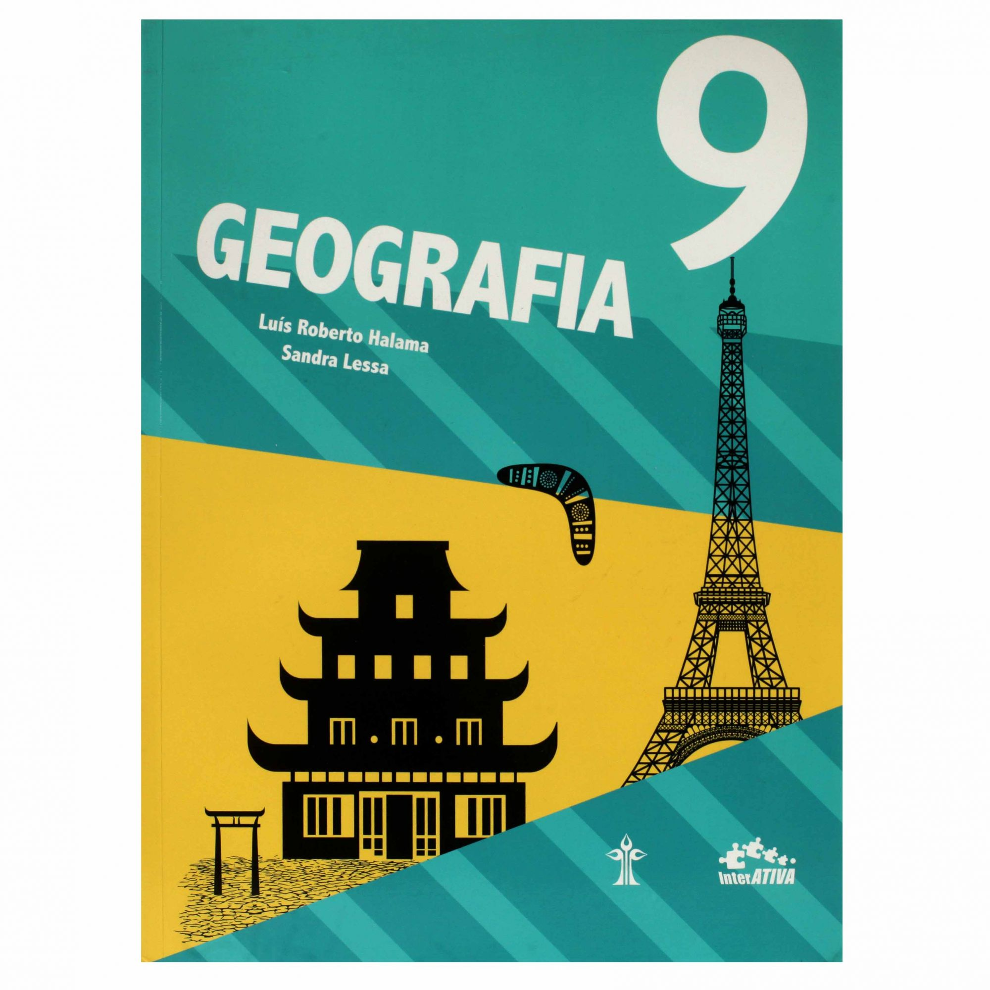 Geografia 9° Ano - Inter@tiva
