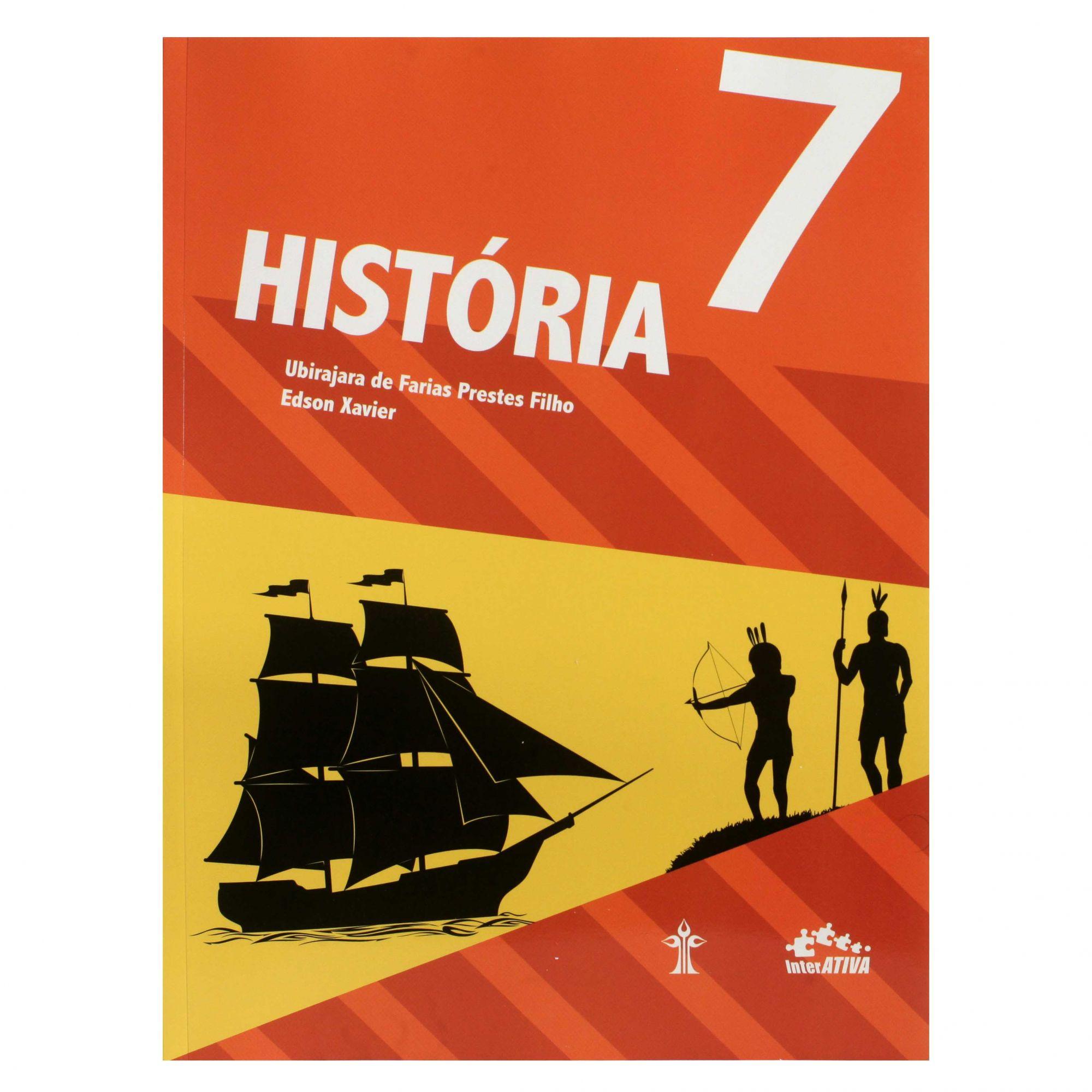 Historia 7° Ano - Inter@tiva