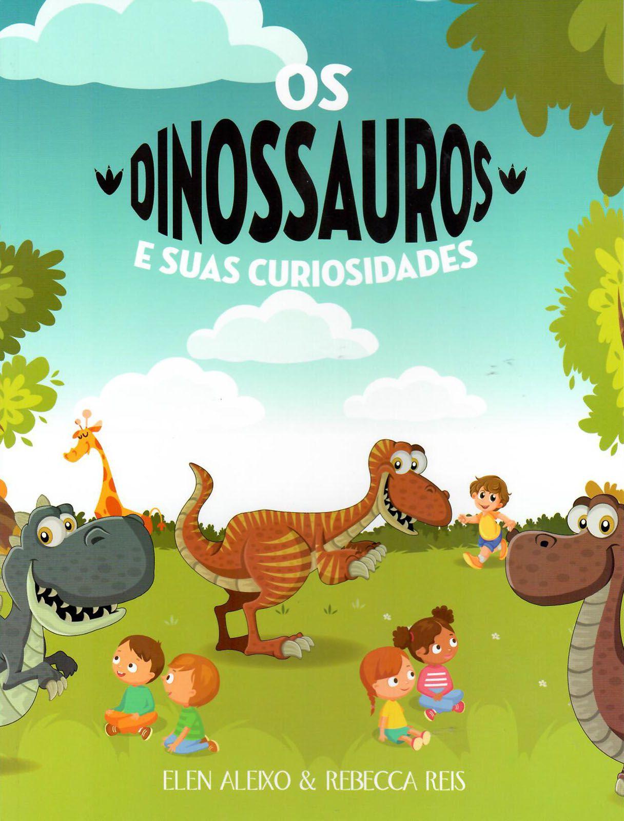Os Dinossauros e Suas Curiosidades  (AP)
