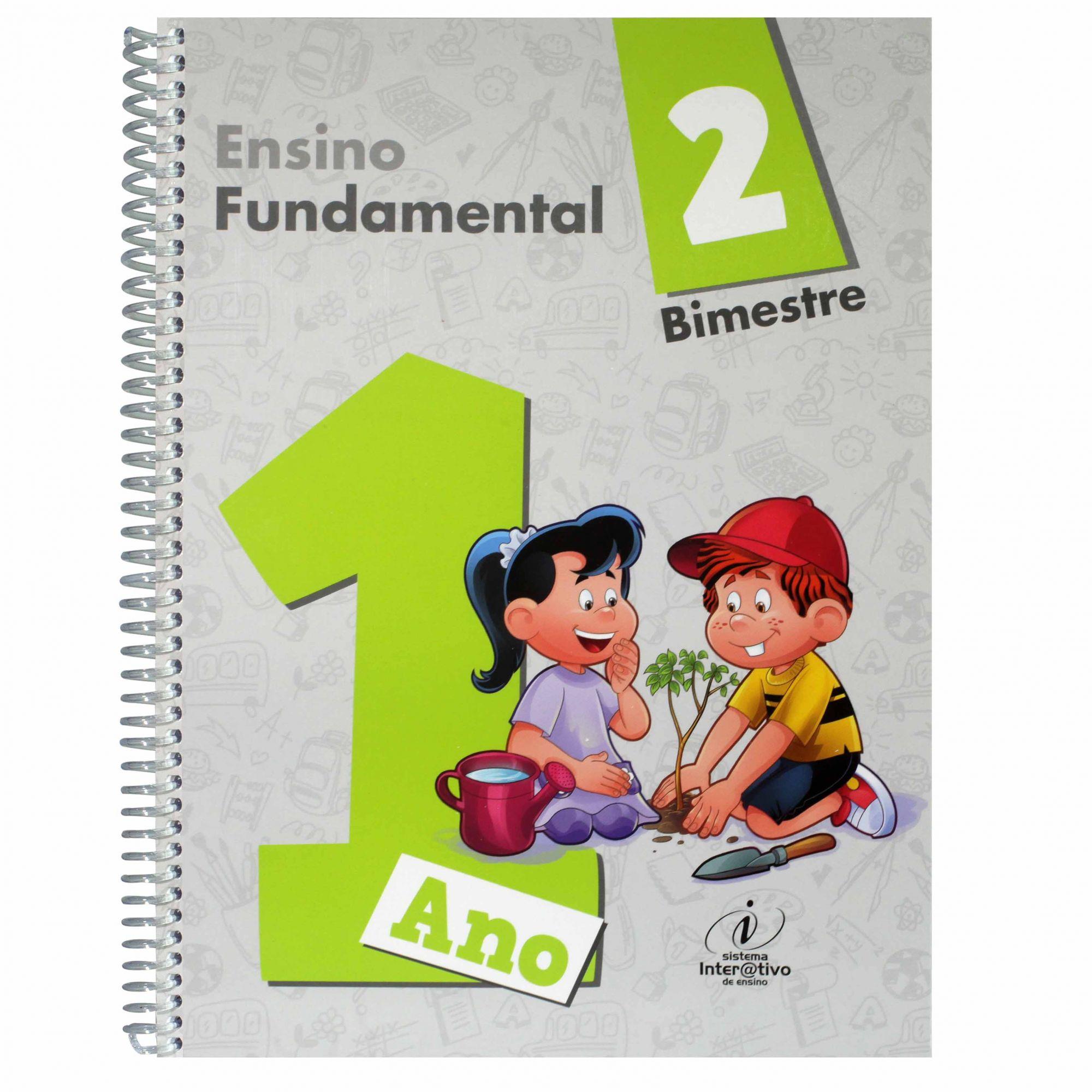 Sistema Interativo de Ensino 1º Ano | 1º Semestre