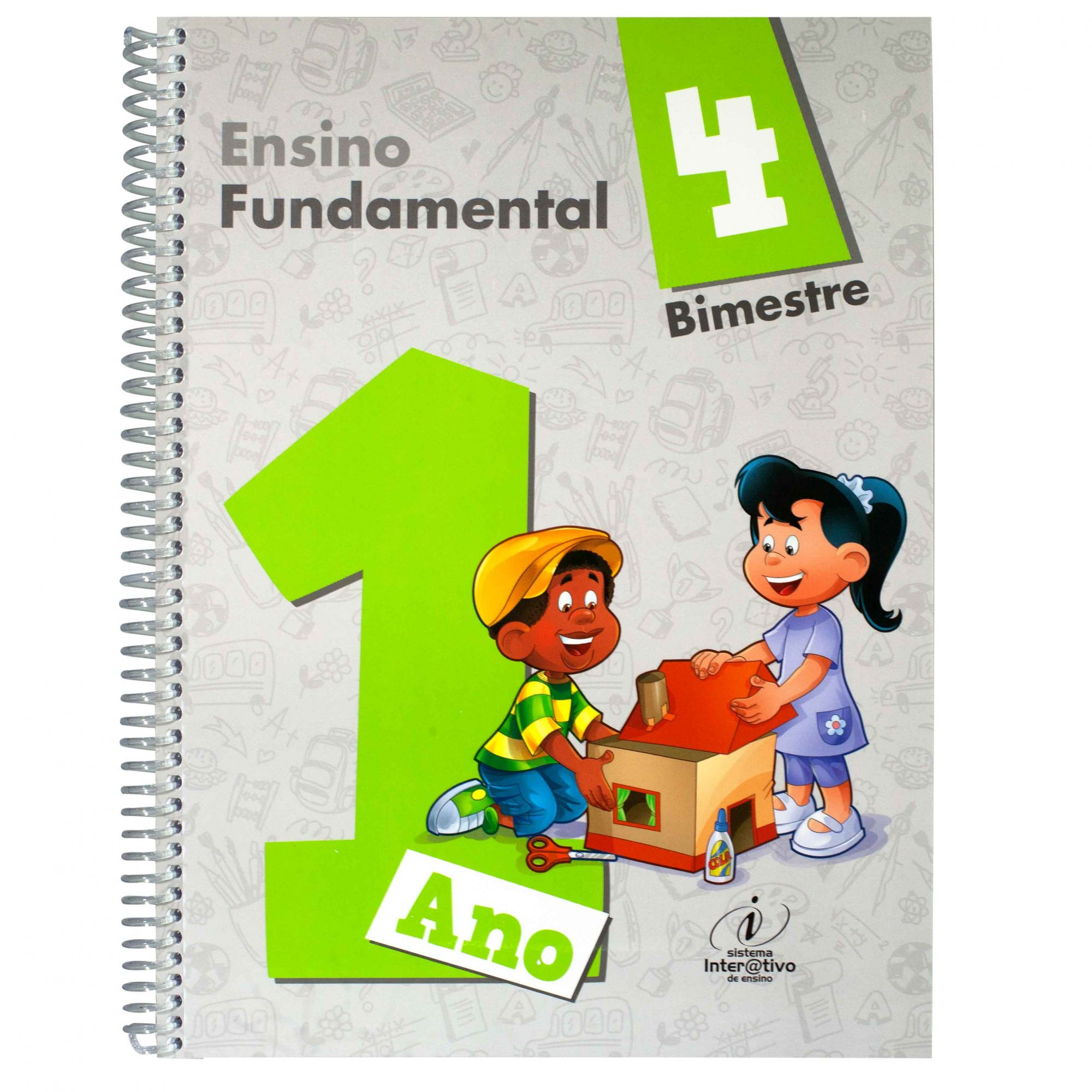Sistema Interativo de Ensino 1º Ano | 1º Semestre e 2º Semestre