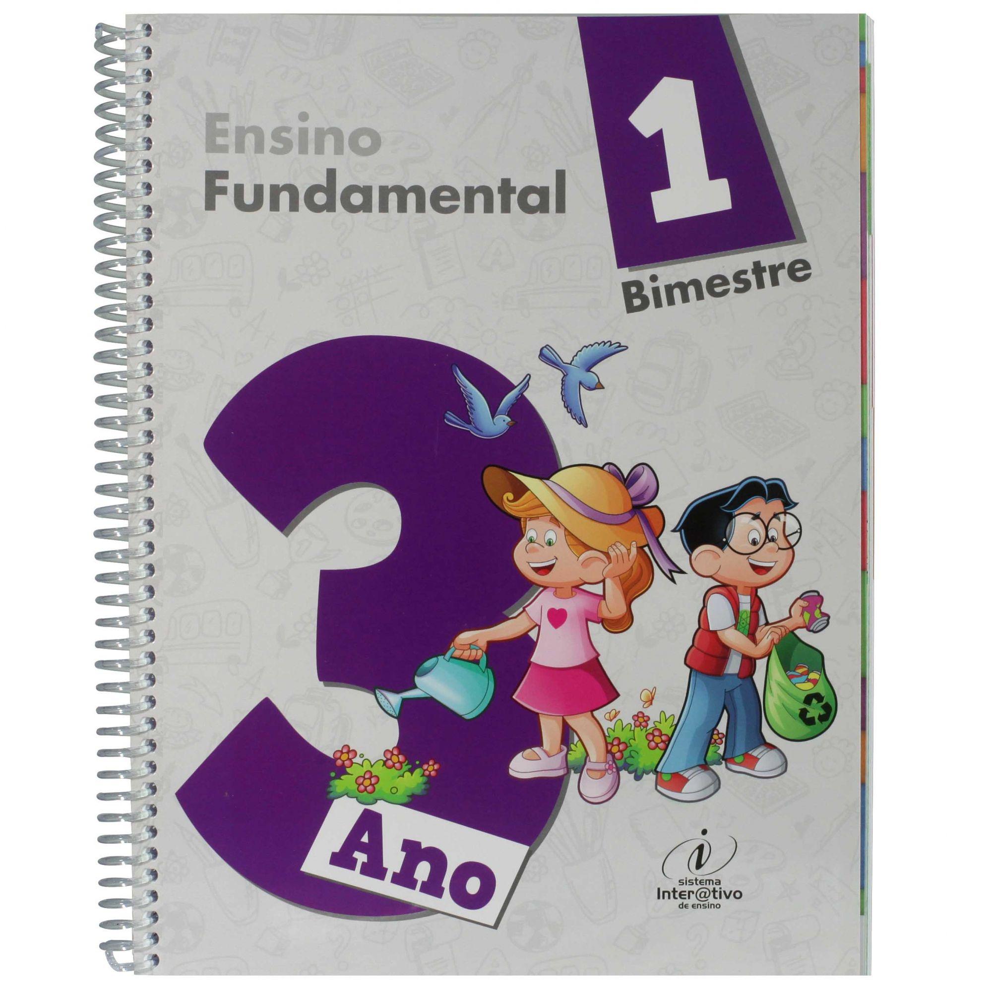 Sistema Interativo de Ensino 3º Ano | 1º e 2° Semestre