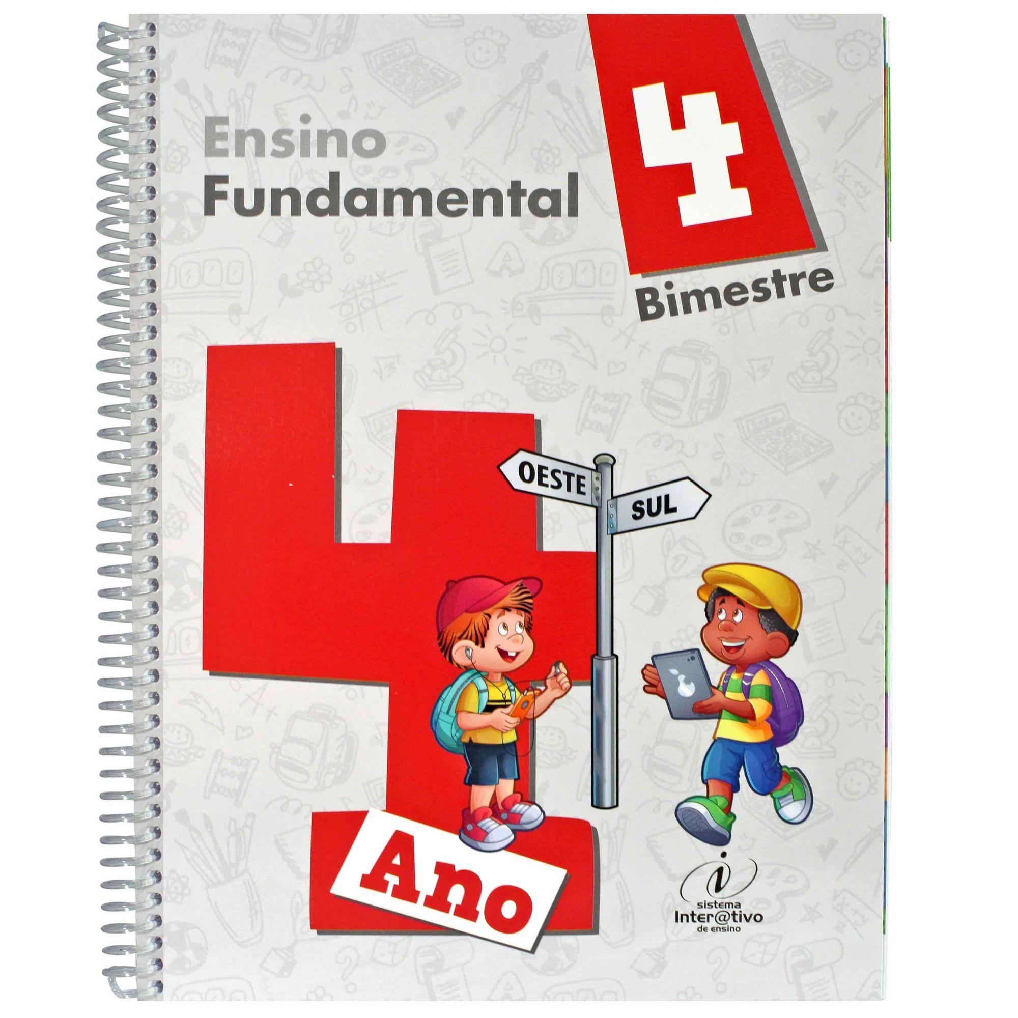 Sistema Interativo de Ensino 4º Ano | 1º e 2° Semestre