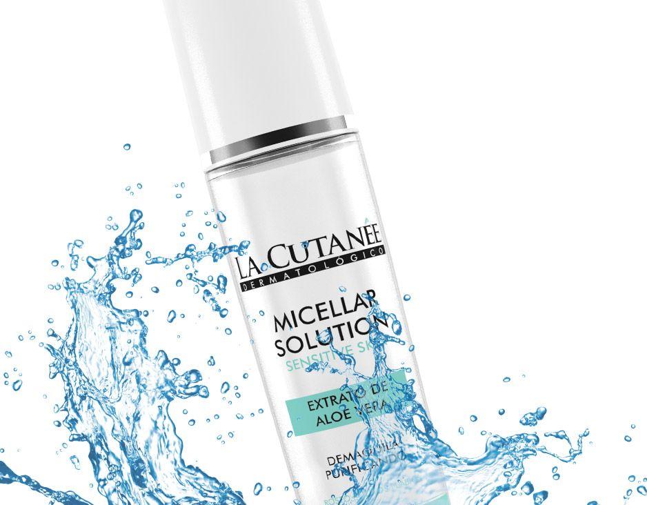 Micellar Solution Sensitive Skin 120ml