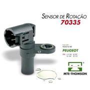 Sensor de Rotação MTE Peugeot 206 1.0 16v 1.6 16v 2001 até 2010