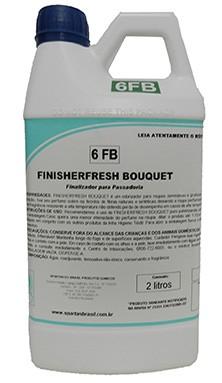 Finalizador para Passadoria Finisherfresh Bouquet 2 Litros