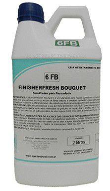 Finalizador de Passadora Finisherfresh Bouquet 2 litros