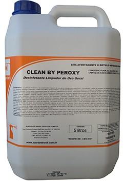 Desinfetante Limpador de Uso Geral Clean by Peroxy 5L