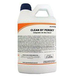 Desinfetante Limpador de Uso Geral Clean by Peroxy 2Lt