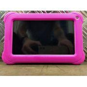 """Tablet Infantil MULTILASER NB195 - 7"""" Polegadas - Memória 8GB - Processador Quad Core - Semi Novo com garantia de 90 dias"""