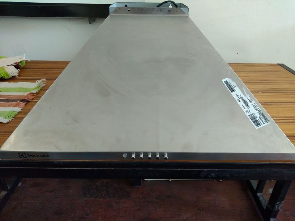 Coifa de Parede 4 Bocas Electrolux 60 Cm Piramidal Inox - 60CXS