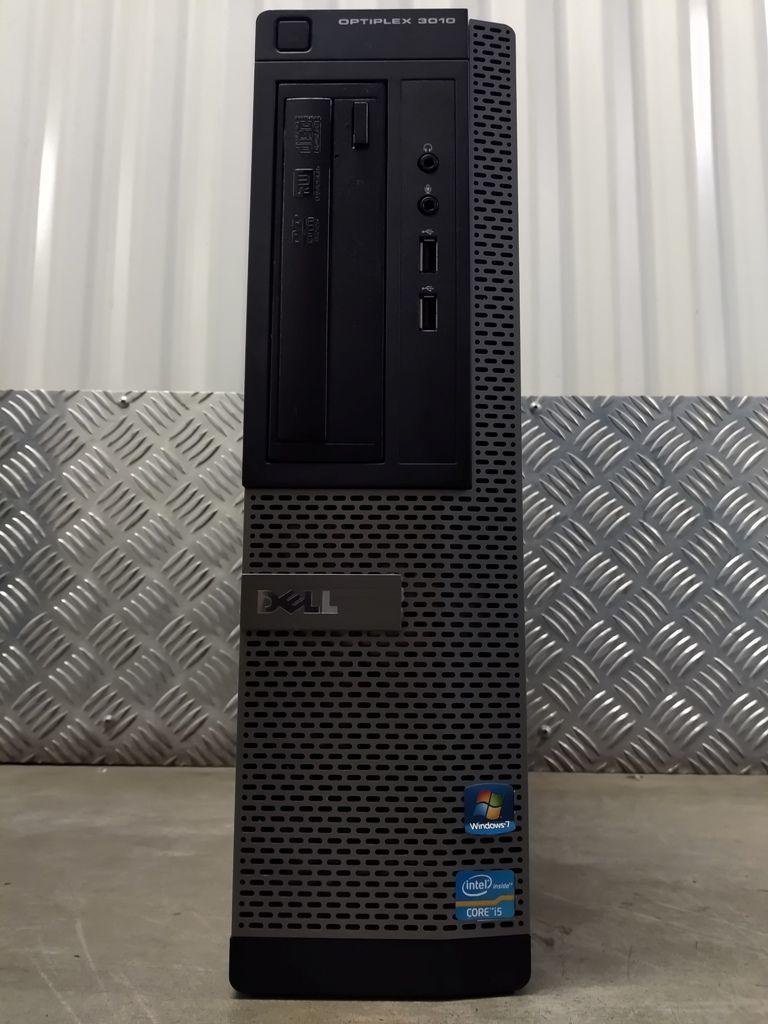 """Computador DELL OPTIPLEX 3010 com Processador Intel Core i5 Terceira Geração - RAM 4GB - HD 500GB + Monitor Positivo Modelo 2043SWPLUS de 20"""" Polegadas"""