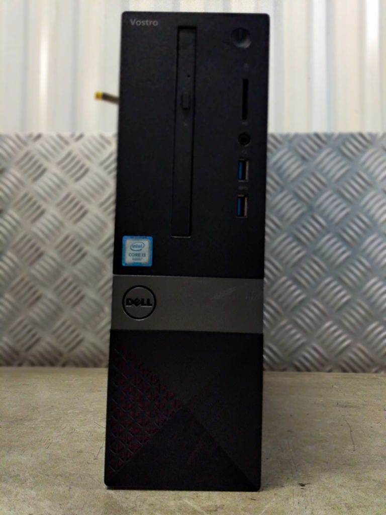 Computador DELL VOSTRO 3250 com Processador Intel Core i3 Sexta Geração - RAM 4GB - HD 500GB