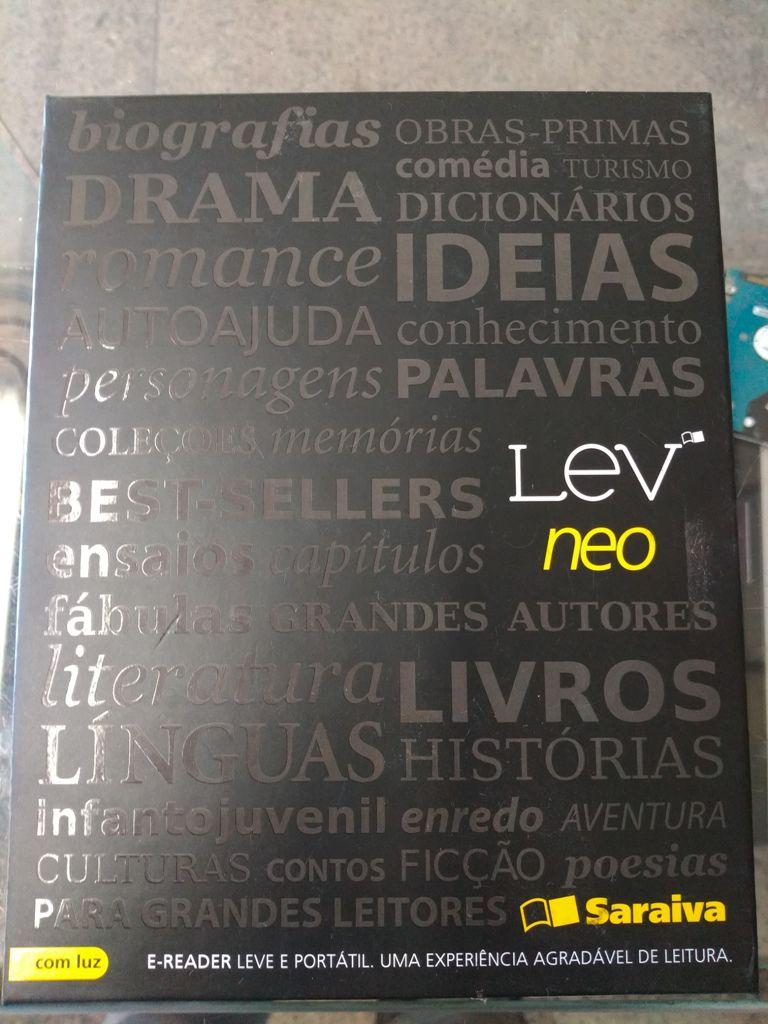 E-Reader Saraiva Lev