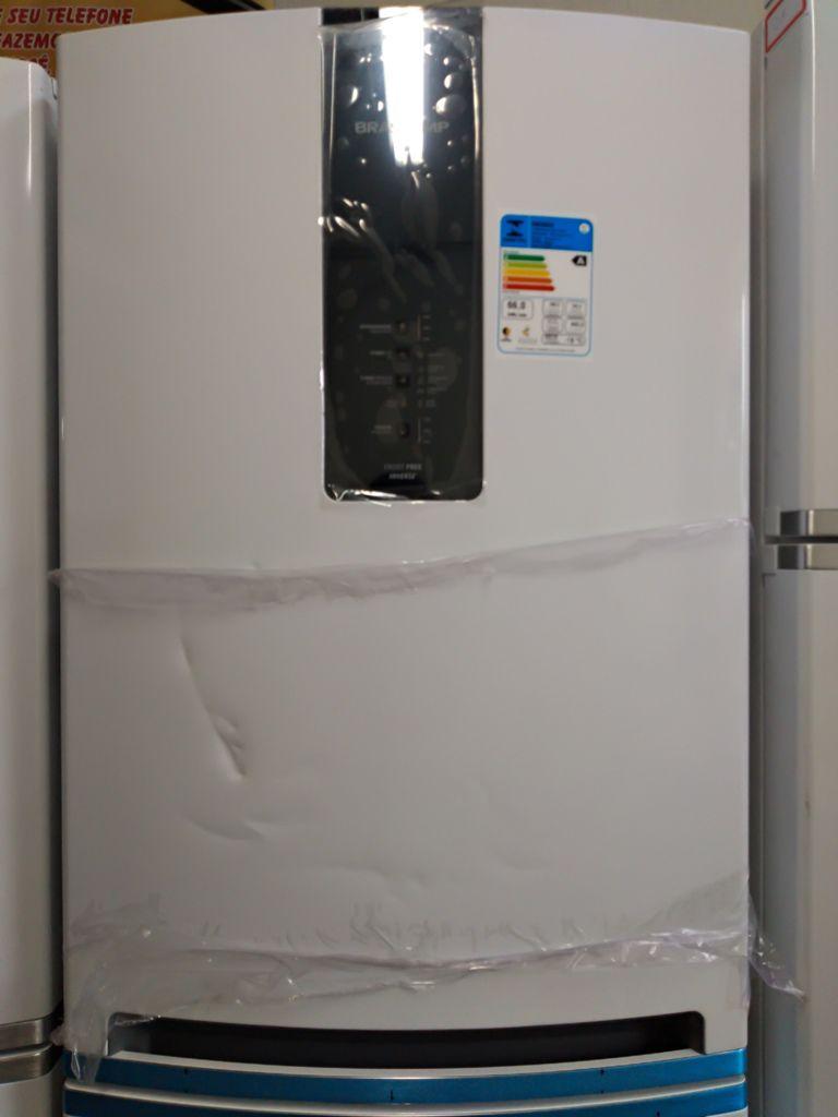 Geladeira/Refrigerador Brastemp Frost Free Inverse - Branco 443L BRE57 ABANA