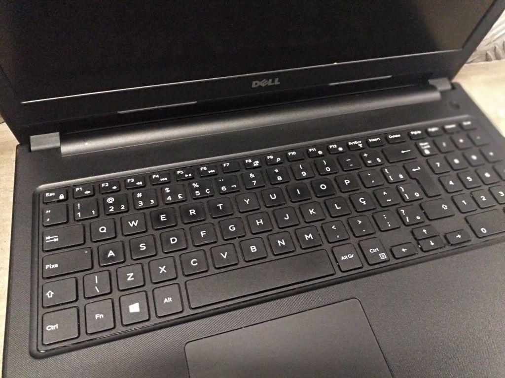 """Notebook DELL INSPIRON 3567 com Processador Intel Core i5 Sétima Geração - RAM 4GB - HD 500GB - TELA 15,6"""""""