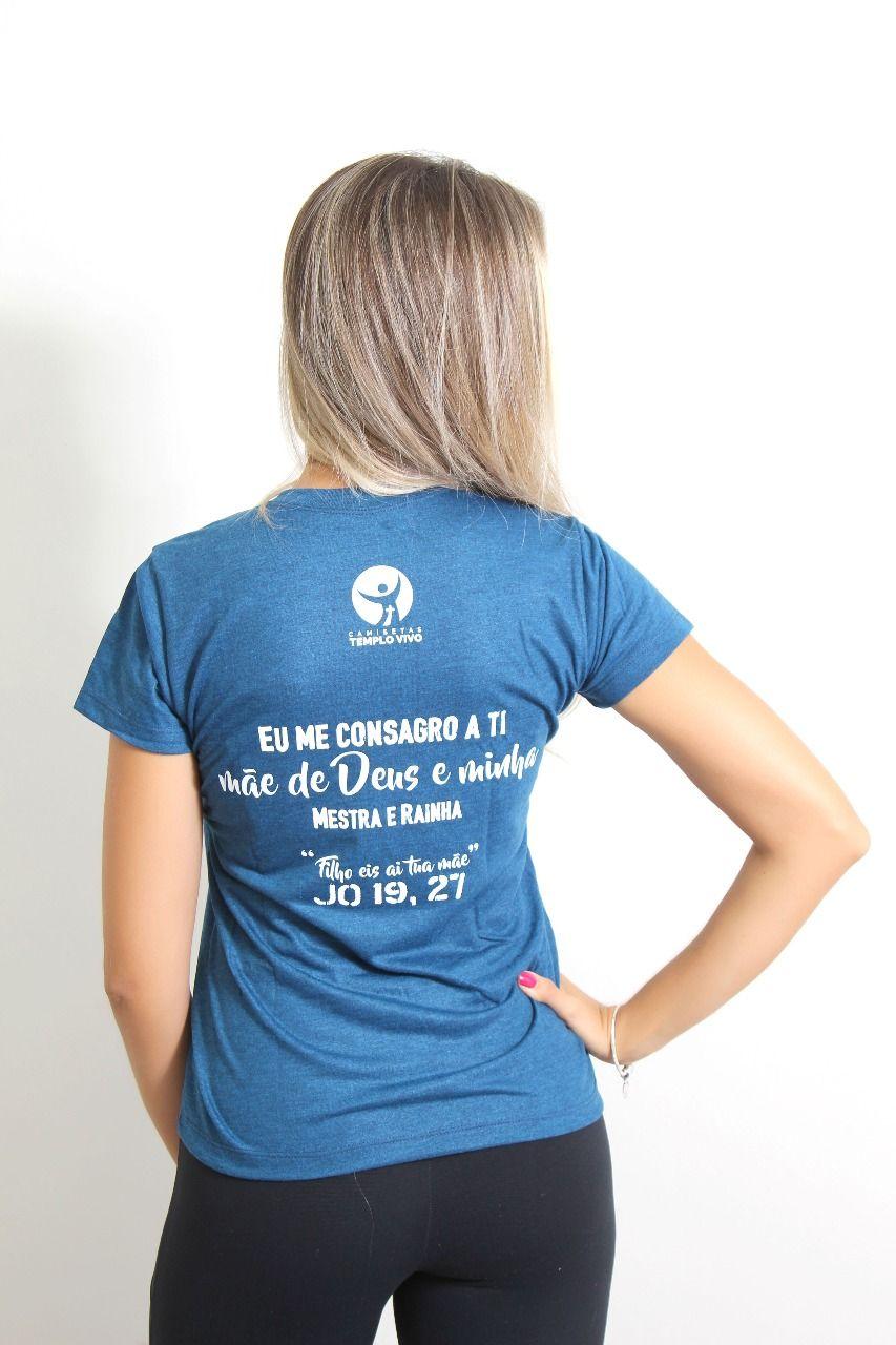 Camiseta Acaso Não Sabeis - Camisetas Templo Vivo 5bb6cbc9a5c