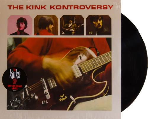 Lp The Kinks The Kink Controversy