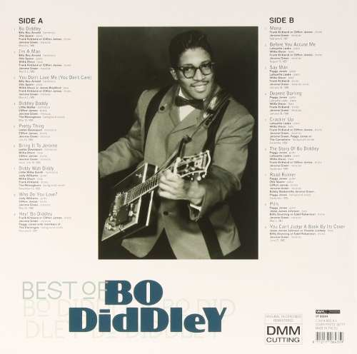 Lp Bo Diddley The Best Of