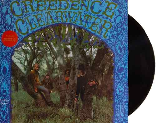 Lp Creedence Clearwater Revival 1968