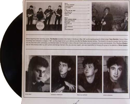 Lp This Is The Savage Young The Beatles