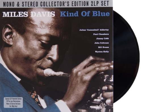 Lp Miles Davis Kind Of Blue Duplo Mono & Stereo