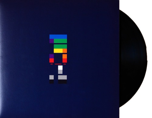 Lp Coldplay X & Y