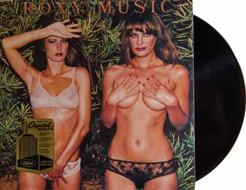 Lp Roxy Music Country Life