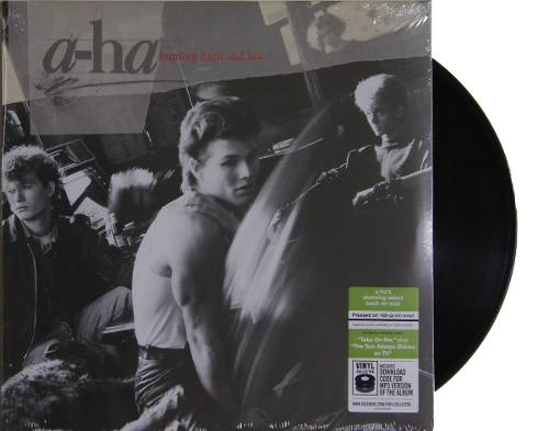 Lp A-Ha Hunting High And Low