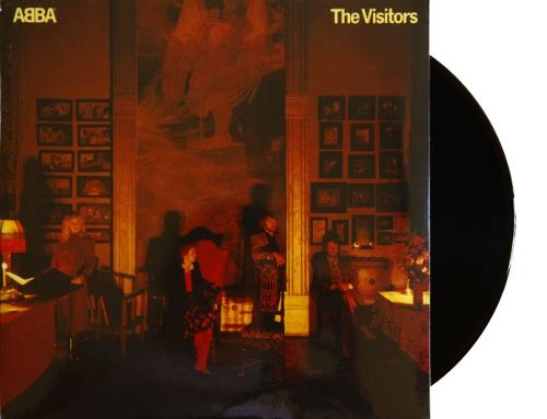 Lp Abba The Visitors