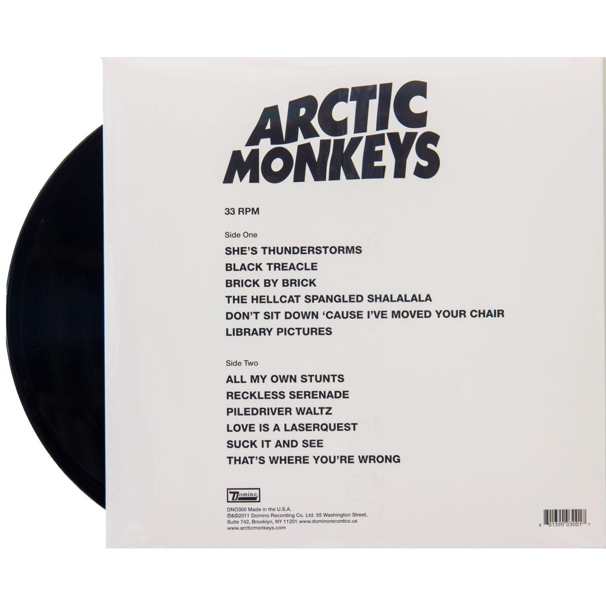 Lp Arctic Monkeys Suck It And See