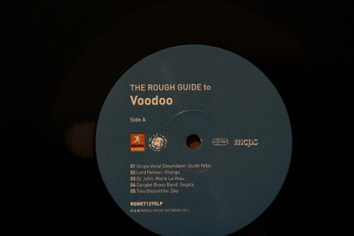 Lp Rough Guide To Voodoo