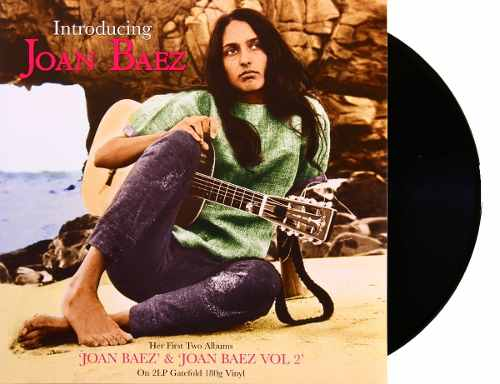 Lp Introducing Joan Baez