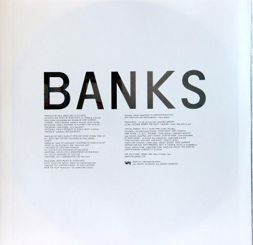 Lp + Cd Paul Banks Banks