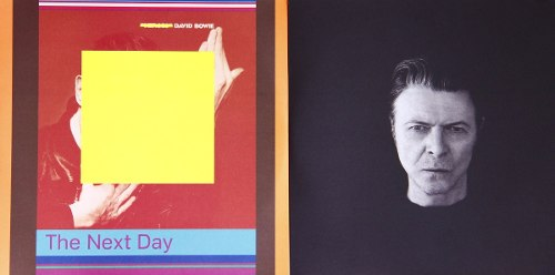 Lp David Bowie The Next Day